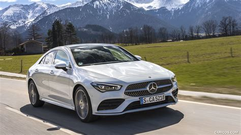 Very at home in a straight line once you've found some traction, the sl 65 is now more eager round bends too. 2020 Mercedes-Benz CLA 220 d Coupe AMG Line (Color ...