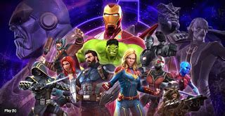 Top Marvel Avengers End Game Games For Android/Ios [New ...