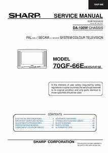 Daewoo 70gf 66e Television Cricuit Diagram Manual