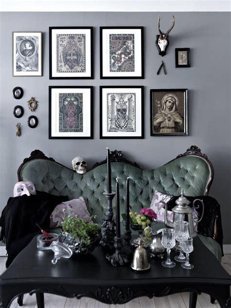 lieu  gothique   gothic home decor