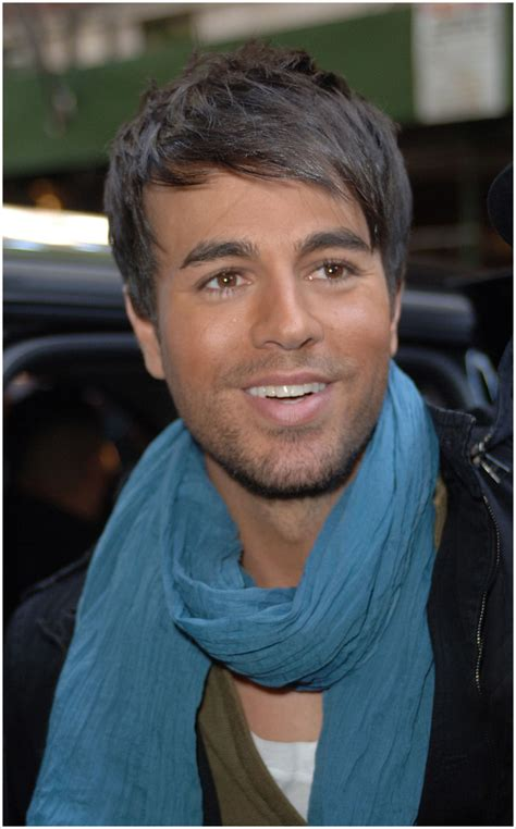 Let Us Post Pictures Of Enrique Without His Cap  Enrique