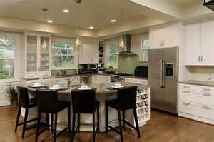 HD wallpapers living room with kitchen counter