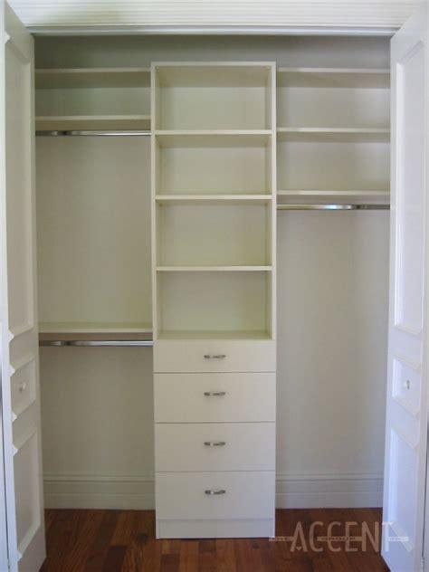 melamine closet shelf