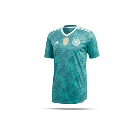 adidas DFB Deutschland Authentic Trikot Away WM 2018 (BR3143