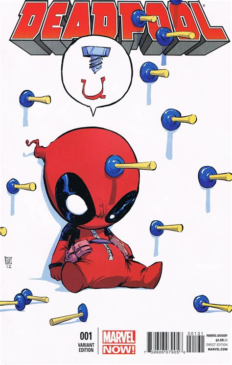 foto de skottie young Buscar con Google (With images) Deadpool