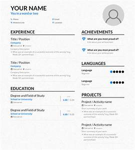 3 ways online resume makers can help you wow employers With competitive resume sample