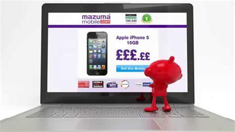 mazuma mobile mazuma mobile tv advert 2015 sell my phone