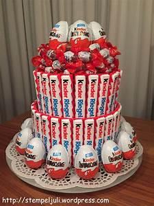 Torte Zum 50 Geburtstag Selber Machen : anleitung eier kinderriegel schokobons torte keine anleitung n vod kvety torta pinterest ~ Frokenaadalensverden.com Haus und Dekorationen