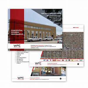commercial real estate offering memorandums ml jordan With real estate offering memorandum template