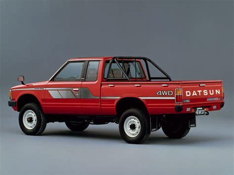 1980 Datsun Truck by Datsun 4wd King Cab Jp Spec 720 1980 85 Nissan
