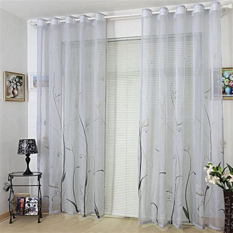 curtain sheers sheer curtain ideas for living room home ideas