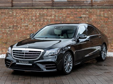 ► mercedes glc 350d review ► we test v6 crossover in uk ► should you step up from 4cyls? 2018 Used Mercedes-Benz S Class S 350 D L Amg Line Premium Plus   Obsidian Black Metallic
