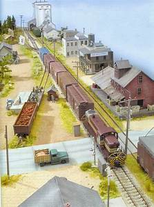 Scenery for Model Trains at http://www.modelscenery.org ...