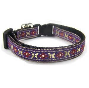 cool cat collars biladi gujarati purple cat collar coolcatcollars co uk
