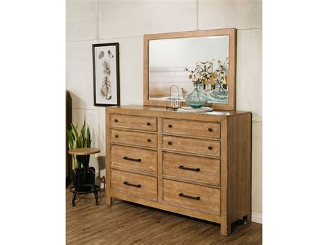 bureau avenue samuel fb avenue bureau oak dresser and mirror
