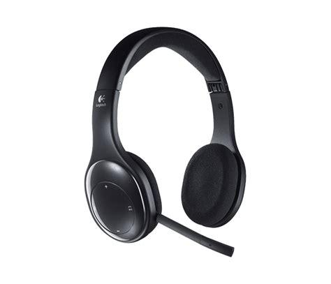 Logitechcom — Wireless Headset H800