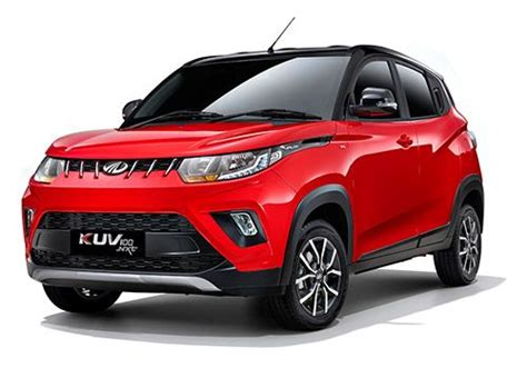 Mahindra Kuv100 Nxt Price (check April Offers!) Images