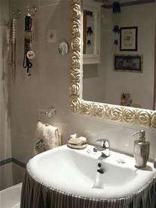 Ma Salle De Bain : ma salle de bain romantique 12 photos wholelottalove ~ Dailycaller-alerts.com Idées de Décoration