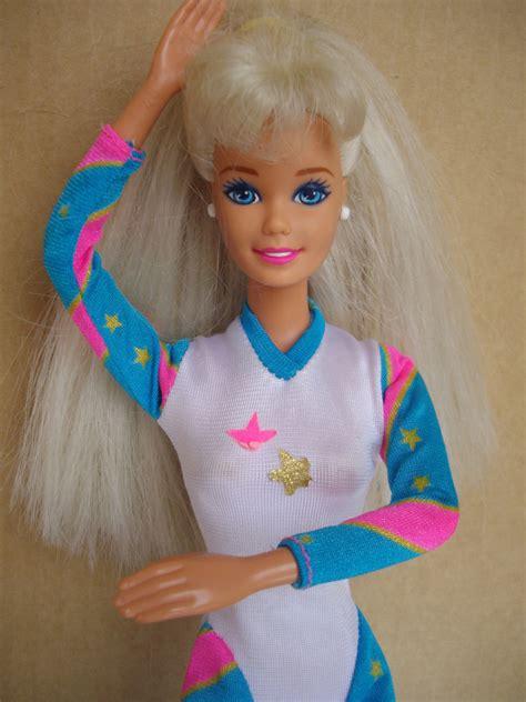 1995 Super gymnast Barbie | Freddycat1 | Flickr