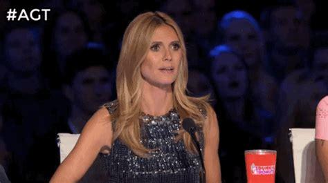 Heidi Klum Celeb Find Share Giphy