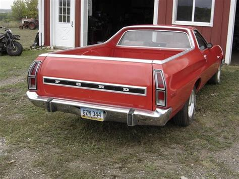 Ford Ranchero V8 Photo Gallery #8/9