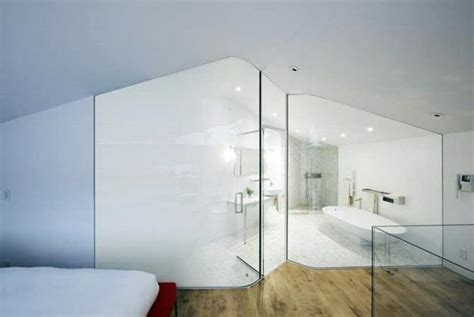 glass partition wall design ideas  room dividers separating modern bedrooms  bathrooms