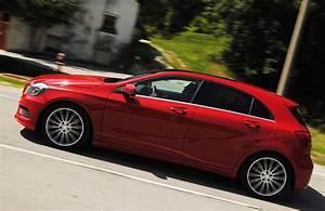 Mercedes Classe A 200 Essence : essai mercedes classe a 200 cdi 136 ch 2012 test auto ~ Farleysfitness.com Idées de Décoration