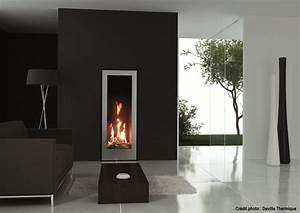 Poele A Gaz Avec Thermostat : foyers cadieux am liorer son chauffage avec le gaz c ~ Premium-room.com Idées de Décoration