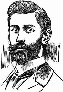 Man with Beard | ClipArt ETC