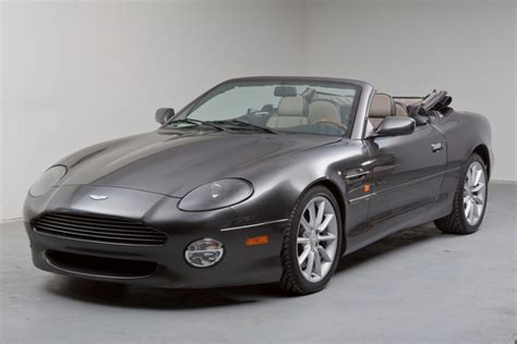 2001 aston martin db7 v12 vantage volante 6 speed for sale bat auctions sold for 32 400