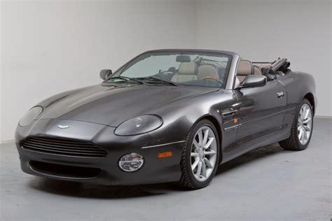 2001 Aston Martin Db7 V12 Vantage Volante 6-speed For Sale