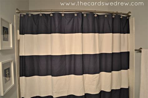 Nautical Bathrooms, Kid Bathrooms And Bathroom Ideas Pinch Pleated Drapes And Curtains Beaded Ebay Red Theater Curtain Outlet Online Track Rod Quaker Lace Silver How Wide Are Shower