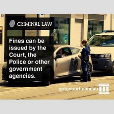 Fines In New South Wales  Criminal Law Fines Nsw
