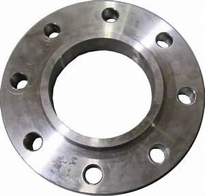 New 4 Inch 150  Slip On Flange 304 Stainless Steel Weld