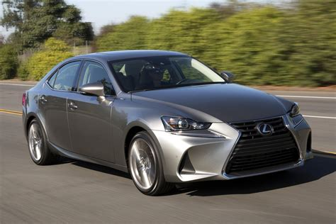 Lexus Finally Makes A Decision About Aging IS Sedan   CarBuzz