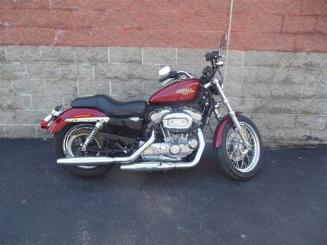 Used 2009 Harley-davidson Sportster® 883 Low Motorcycles