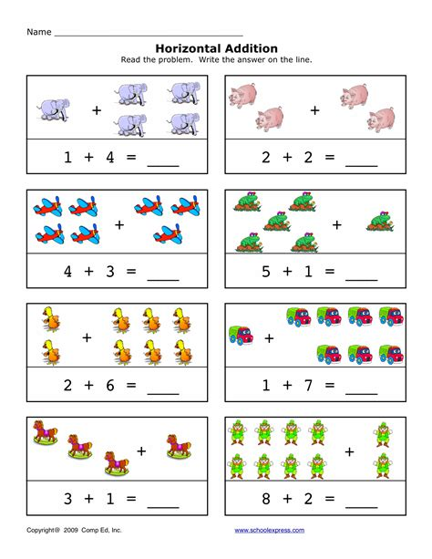 exercises make your own addition worksheets www