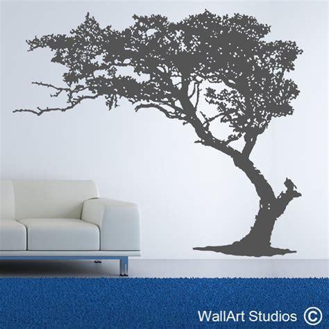 Vintage Tree  Wallart Studios