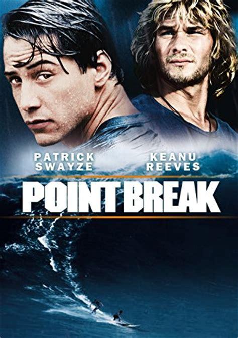 amazoncom point break patrick swayze keanu reeves
