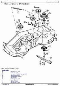 Schematic For A John Deere D100 Lawn Tractor