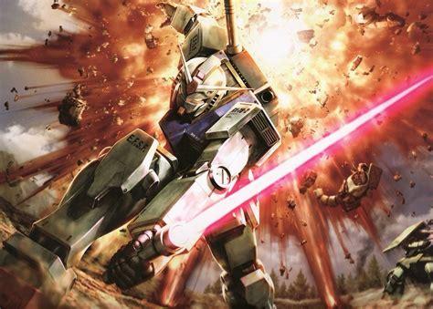 Mobile Suit Gundam The Origin News Animefanatika