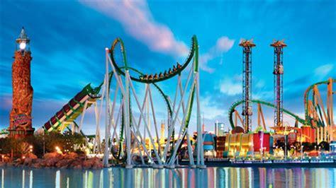 top  amusement  water parks
