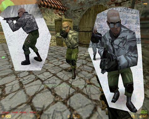 neo nazi skinheads counter strike  skin mods
