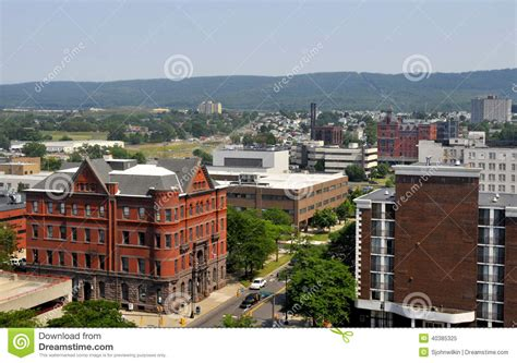 wilkes barre pa stock photo image 40385325