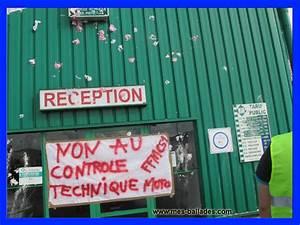 Controle Technique Europeen : manifestation nationale des motards en colere qui disent non au controle technique annuel a ~ Maxctalentgroup.com Avis de Voitures