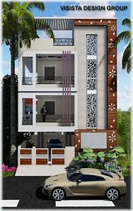Exterior, Simple, Normal, House, Front, Elevation, Designs, U2013, Trendecors