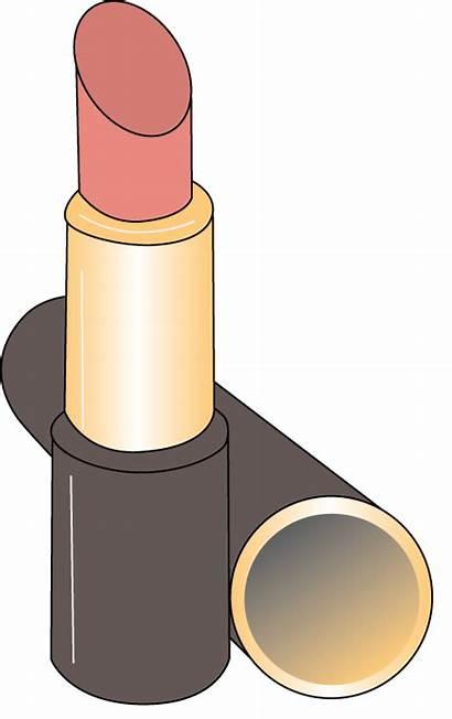 Clipart Lipstick Lip Makeup Cartoon Clip Gloss