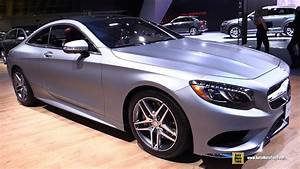 2016 Mercedes S-class S550 4matic Coupe