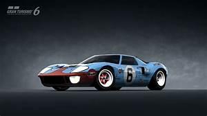 Ford GT40 Race Car '69 Gran Turismo 6 kudosprimecom