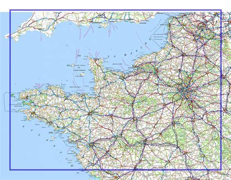 Carte Nord Ouest à Imprimer info nord ouest carte